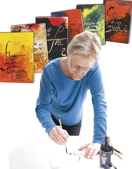 Kalligrafie Hajo Schörle