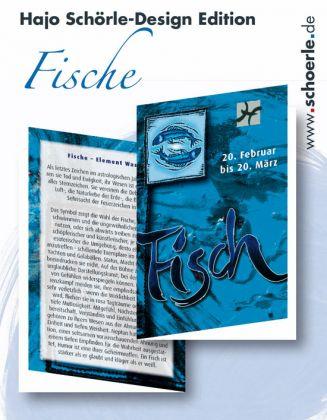 Sternzeichen-Karten Design-Edition - FISCHE