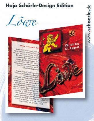 Sternzeichen-Karten Design-Edition - LOEWE