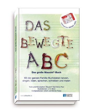 Das bewegte ABC - Das große Mausini®-Buch