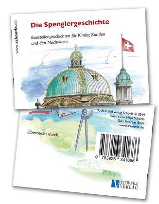 Die Spenglergeschichte - Schweizer Version - 24 Seiten