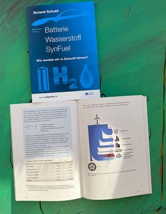 Batterie Wasserstoff SynFuel - Wie werden wir in Zukunft fahren?