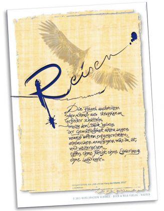 Kalligraphie DINA 1, Reisen